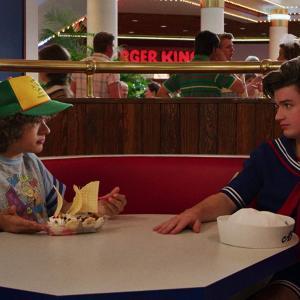 海外ドラマ「ストレンジャー・シングス 未知の世界」<シーズン3>第2章『モールラッツ』モールに地下に大量発生する様々なラッツたち…。ウィノナ・ライダー主演【感想】