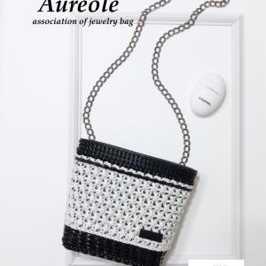 夏に向けてお勧めバッグは「Aureole」(オレオール)♡