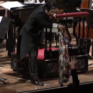 コロン劇場インターネット配信 8月16日夜は2019年8月8日大植英次指揮ブエノスアイレスフィルハーモニー交響楽団平和コンサート