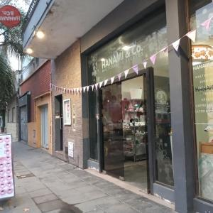 KawaiiClubCafe カワイイクラブカフェはブエノスアイレスの日本的インスタ映えカフェ