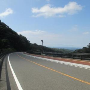 宮崎県からえびの高原越えの真夏のライド