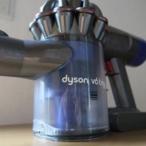 ダイソンの分解水洗いはこの方法で安心して簡単にお掃除できちゃいます♪