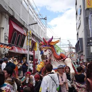 藝祭神輿渡御2019