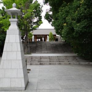 神楽坂 赤城神社。