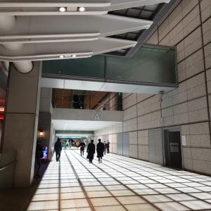 東京国際フォーラムホールAにて。