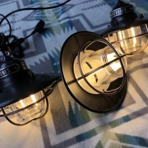 オサレキャンパー御用達のランタン「BAREBONESエジソンストリングライトLED」を買ってみた!