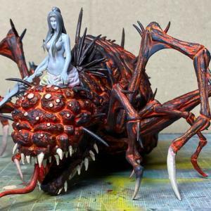 メガハウス 混沌の魔女クラーグ その2