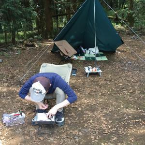 整理収納アドバイザー観点から見たキャンプ