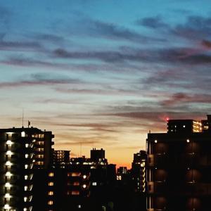 世界の広がりを感じる空