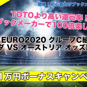 【EURO2020】オランダVSオーストリア試合予想オッズ,成績ランキングは!?グループC組第2節