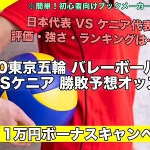 2020東京五輪バレーボール女子:日本VSケニア!強さ,ランキング,勝敗予想オッズは!?予選ラウンド,プールA組