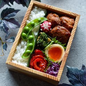 2/17 鶏むね肉の韓国風弁当とお弁当現場動画♪