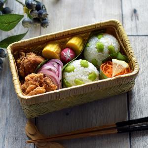 8/24 唐揚げ弁当と金曜日のお弁当の詰め方動画♪