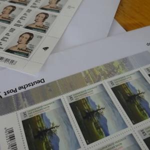 料金が嵩む郵便
