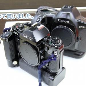 カメラ売りました。