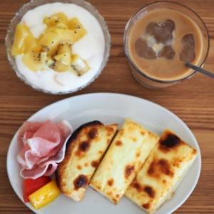 朝ごはんとお弁当②