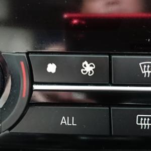 エアコンボタン交換