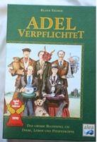 ボードゲーム 貴族のつとめ (Adel Verpflichtet) 絶版