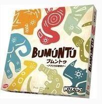 ブムントゥ ~アフリカの夜明け~ 完全日本語版 ボードゲーム