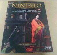 ボードゲーム 忍者刀 (Ninjato) 和訳ルール付き
