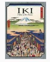 江戸職人物語 (IKI : A Game of EDO Artisans)