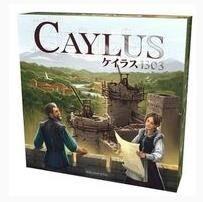 ケイラス1303 日本語版 ボードゲーム