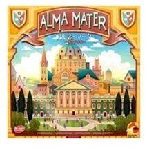 アルマ・マータ  我らが母校 完全日本語版 ボードゲーム