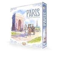 パリ 日本語版  Paris ボードゲーム