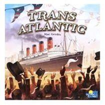 トランスアトランティック 日本語訳 Transatlantic ボードゲーム