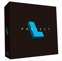 プロジェクトL 多言語版 ボードゲーム