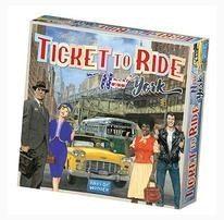 チケット・トゥ・ライド ニューヨーク 多言語版 ボードゲーム