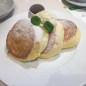 パンケーキデート