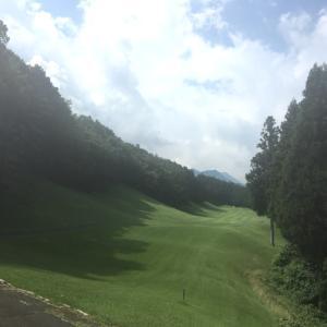 8月ゴルフ