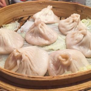 ニューヨークチャイナタウンで小籠包  Shanghai Cafe