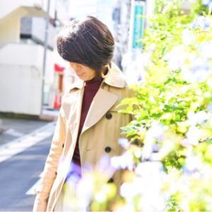 美容室&ショッピング同行@銀座 熊澤香さま