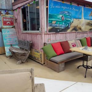 【Zandvoort】大人はリラックス!子供は楽しめるビーチカフェ