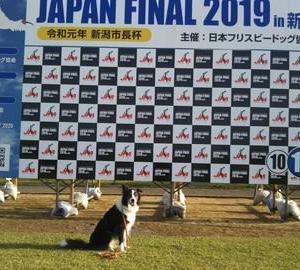JAPAN FINAL 2019 新潟 太夫浜
