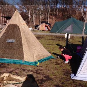 ◇ 冬キャンプデビュー♪ ◇