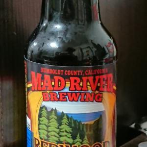 [感想]MAD RIVER BREWING RED WOOD STOUT マッドリバーブリューイング レッドウッドスタウト