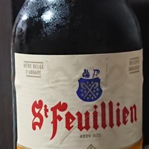 [感想]St Feuillien BLOND サンフーヤン ブロンド
