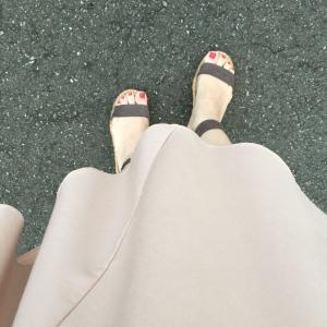 情熱をもって靴を履く!合わせる!