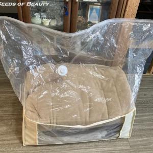 ふとん圧縮袋の限定的使い道