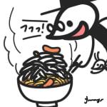 自家製マシマシラーメンだ!!