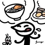 ホットメニューを食べたいな!!