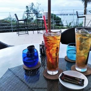 沖縄で過ごす新年は瀬永島ホテル『琉球温泉 龍神の湯』と「美食フェアランチブッフェ」であけましておめでとうでした~★★★