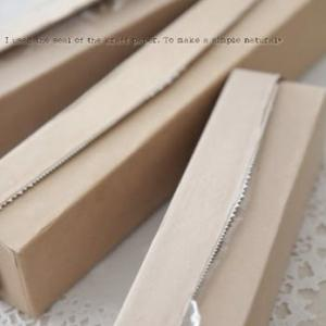 日用品、消耗品のパッケージデザインをナチュラルに