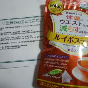 9月14日の当選♪「お茶」