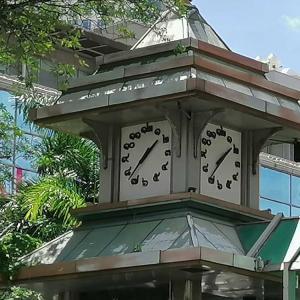 バンコクは晴天。ガイドさんたちの頑張りにエール&サイアム・プレミアムアウトレット