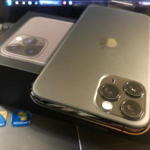 iPhone11Pro  機種変
