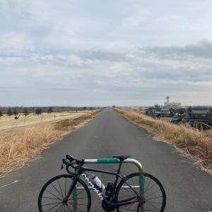 ポタリング 103km